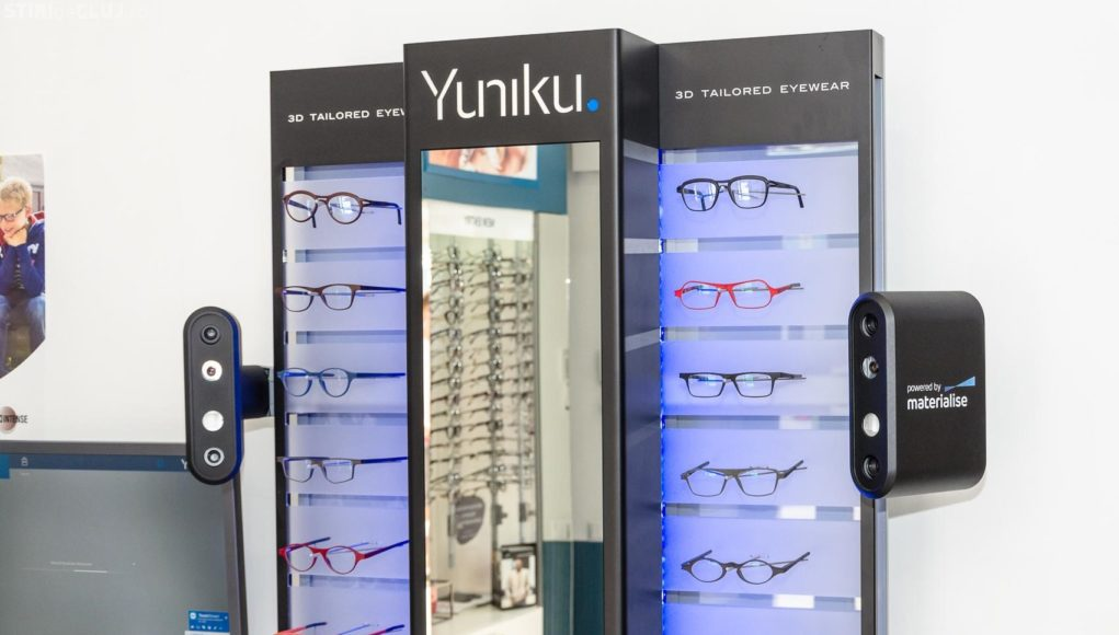 Ochelari de vedere personalizați