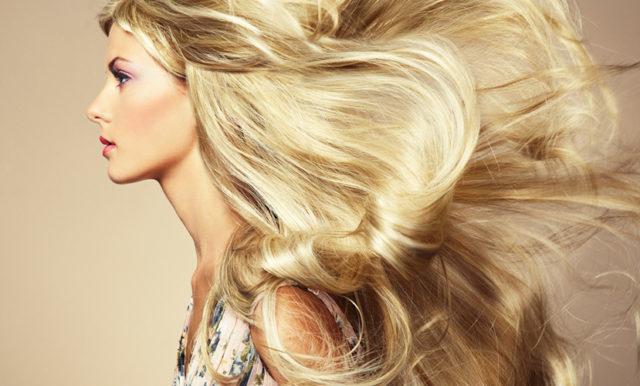 Protecția părului vopsit